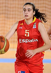 5. Angela Salvadores (Spain)