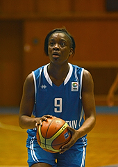 9. Janice Monakana (Great Britain)