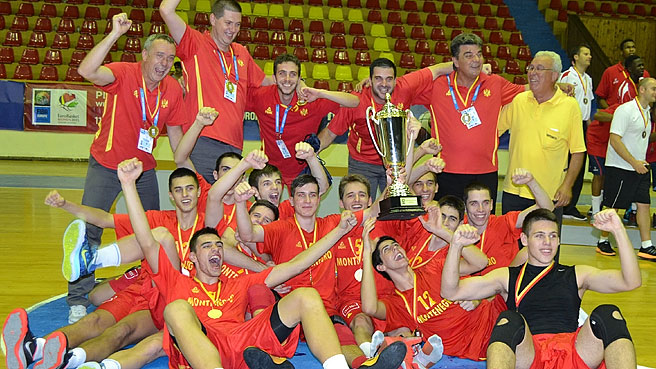 Gold For Montenegro, England Promoted
