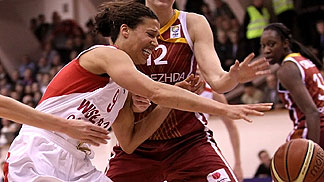 9. Nicole Powell (Wisla Can-Pack)