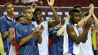France finish in 7th place at the U18 European Championship