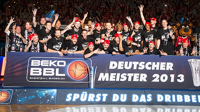 Bamberg Win Fourth Title In A Row