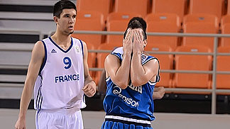 5. Marco Spissu (Italy), 9. Axel Bouteille (France)