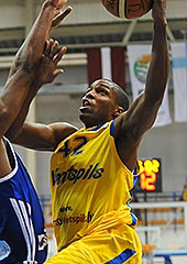 42. Folarin Campbell (BK Ventspils)