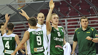 Lithuania will play for 5th place at the U18 European Championship after defeating Russia in classification action