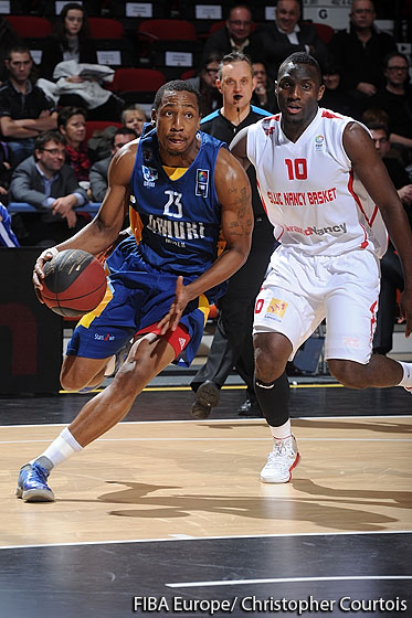 23. Ja Juan Smith (Tsmoki-Minsk)