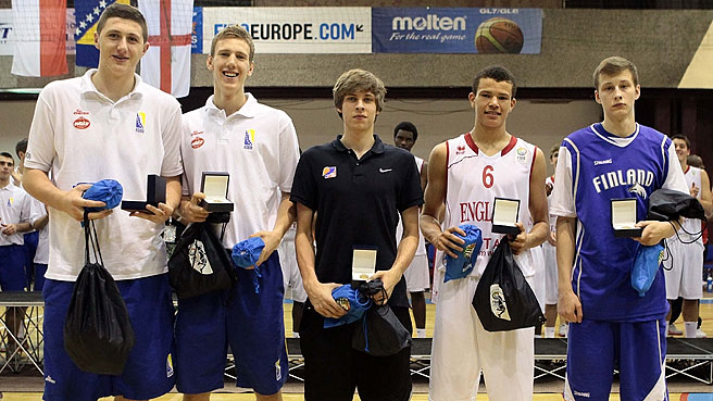 MVP Nurkic Leads All Tournament Team
