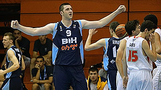 9. Jusuf Nurkic (Bosnia and Herzegovina)