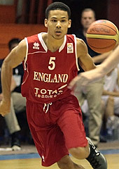 5. Jordan Spencer (England)