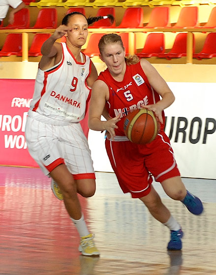 5. Christina Muren (Norway)