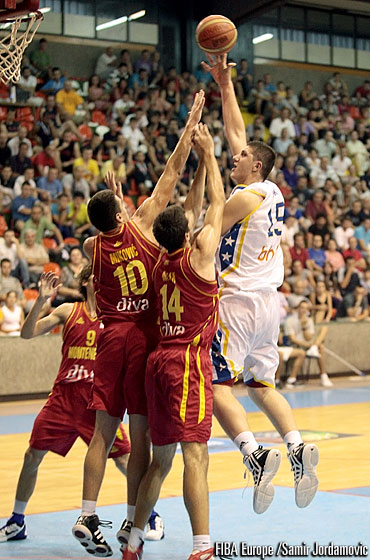 15. Jusuf Nurkic (Bosnia and Herzegovina)