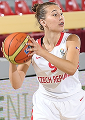Katerina Pracharová (Czech Republic)